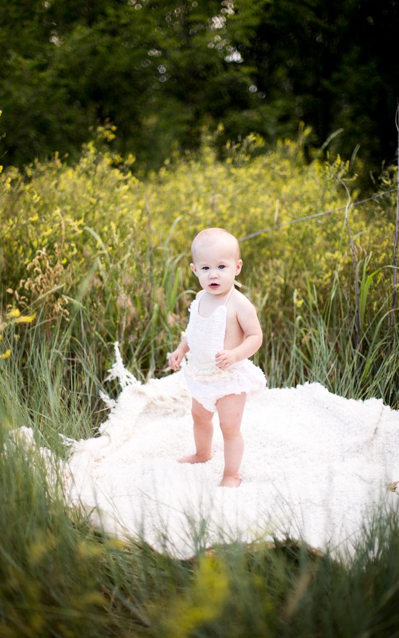 baby romper - dallas mom blogger