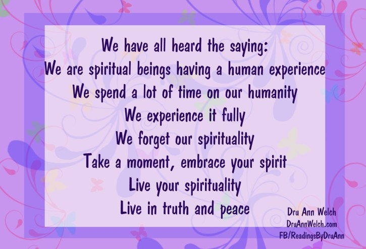spiritual beings copy