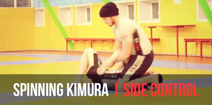 TOP KIMURA [easy] *Movement Analysis (Grappling, BJJ)
