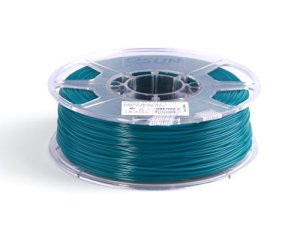 eSun 3D Filament - PLA, 1kg / 3.00mm - Grün (green), Druck Tempe. 190-220 Grad C, Universal für 3D Drucker z.B. MakerBot RepRap MakerGear Ultimaker Mendel Huxlep UP Thing-o-matic