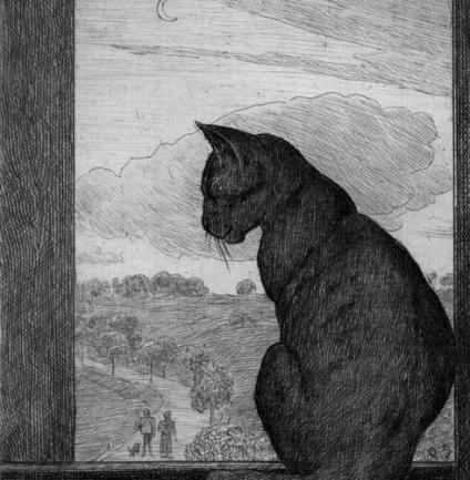 hans-thoma-the-cat