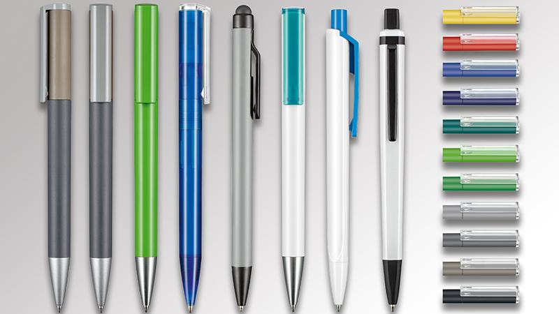 Kugelschreiber von Druck+Medien Heiligenhaus