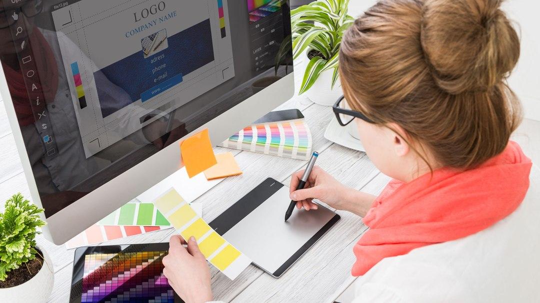 Grafik & Design Services der Druckerei Druck+Medien Heiligenhaus GmbH