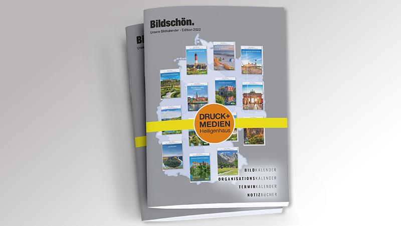 Katalog Bildkalender Von Druck+Medien Heiligenhaus