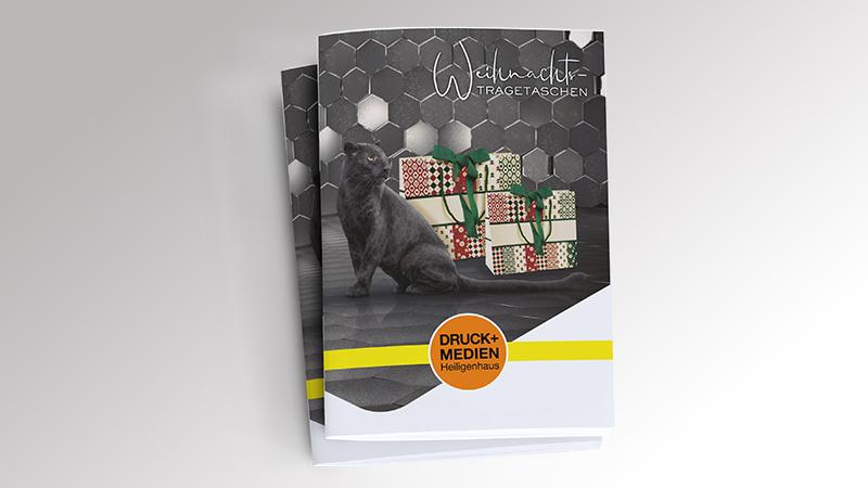 Katalog Weihnachtstragetaschen Von Druck+Medien Heiligenhaus