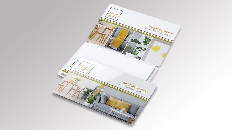 Multi Card Individuell Haftnotizen von Druck+Medien Heiligenhaus