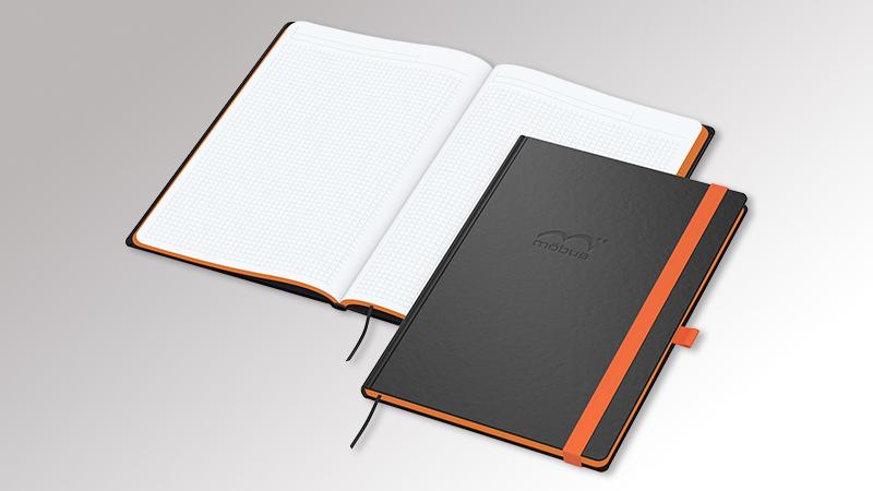 Notizbuch ColorBook von Druck+Medien Heiligenhaus