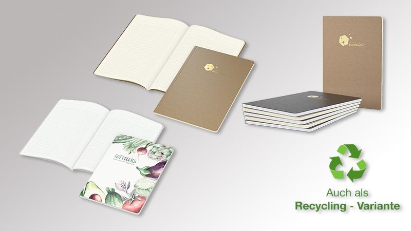 Notizbuch CopyBook von Druck+Medien Heiligenhaus