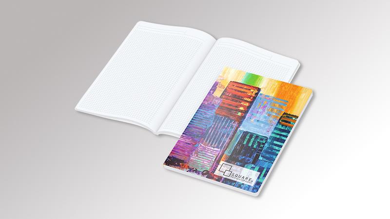 Notizbuch FlexBook von Druck+Medien Heiligenhaus