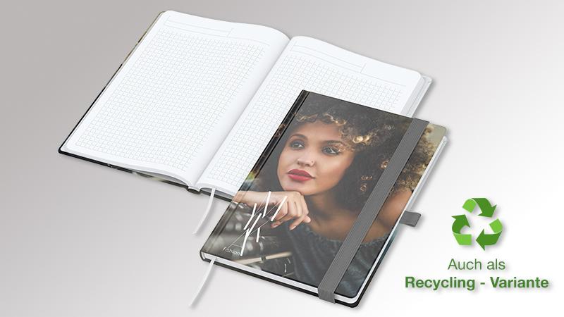 Notizbuch MatchBook von Druck+Medien Heiligenhaus