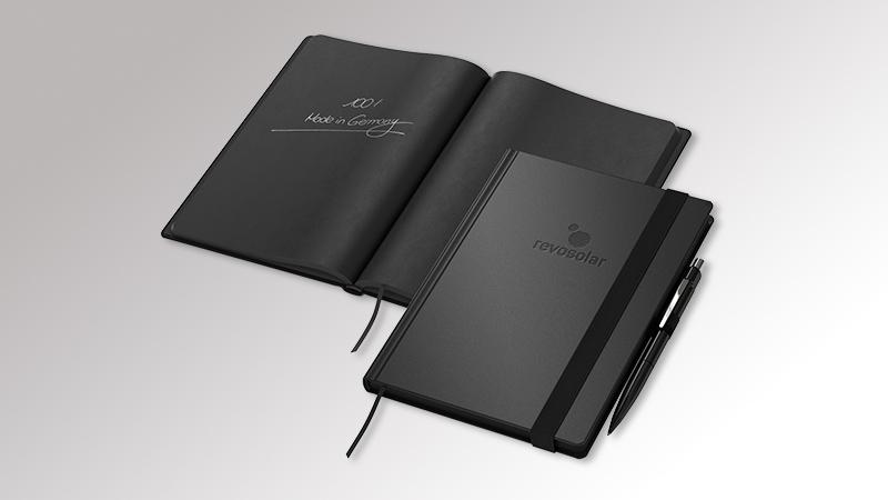 Notizbuch NightBook von Druck+Medien Heiligenhaus