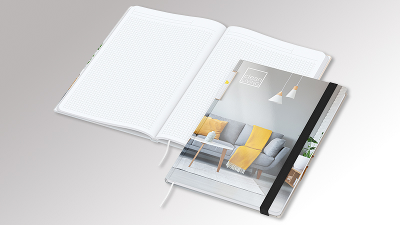 Notizbuch SmartBook von Druck+Medien Heiligenhaus