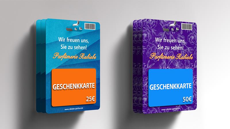 POSA Guthabenkarten von Druck+Medien Heiligenhaus
