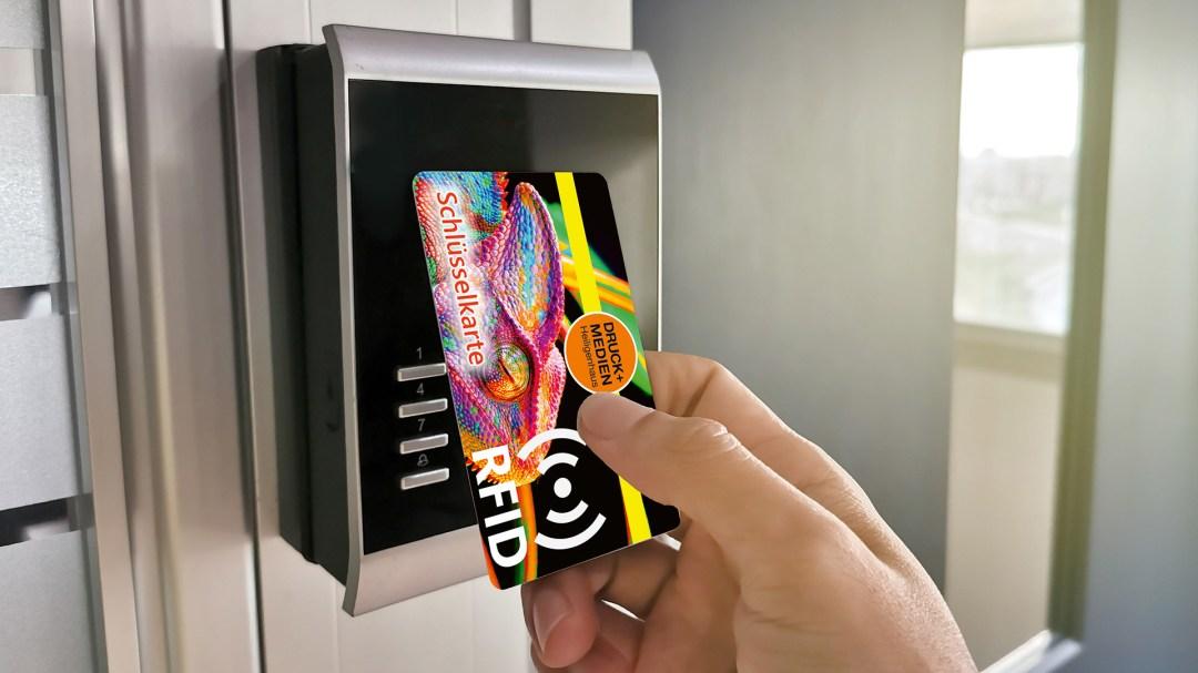RFID Karten von Druck+Medien Heiligenhaus