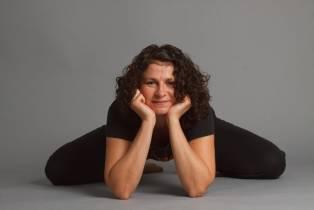 ZHanna Vysockaya joga