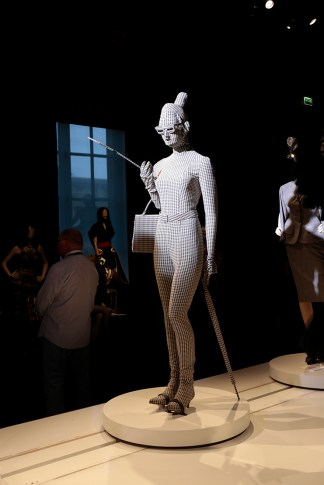 Jean Paul Gaultier w Grand Palais Paris, drugieoko.wordpress (14)