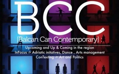 O projektu Balcan can Contemporary