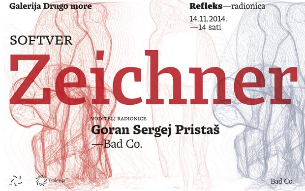 Radionica softver ZEICHNER
