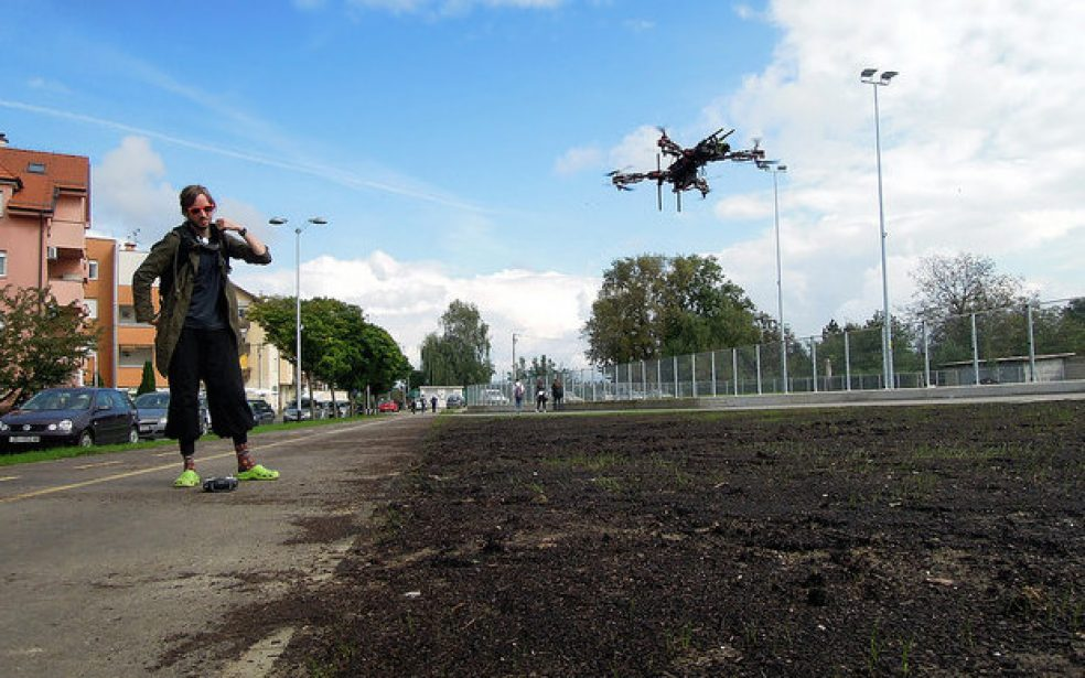 Refleks epizoda 2: Za dron, spremni!