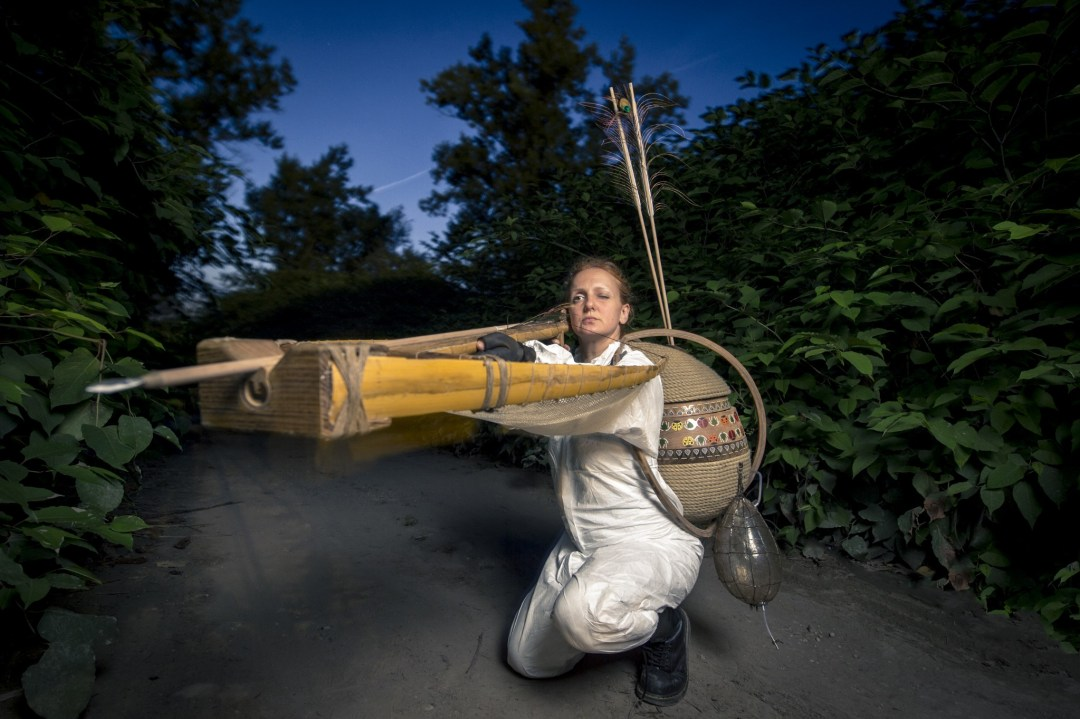 Maja Smrekar, foto Borut Peterlin