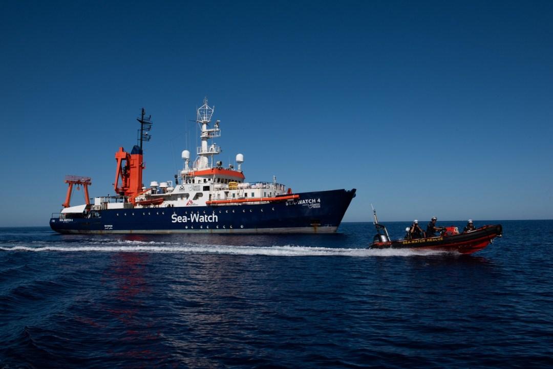 Sea-Watch, Pirate Care, Piratska skrb