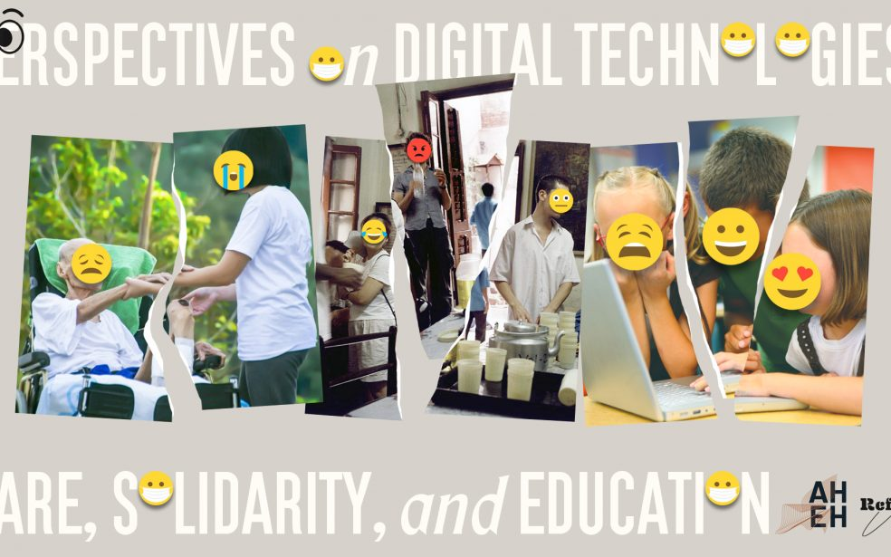 Perspectives on digital technologies: care, solidarity, and education