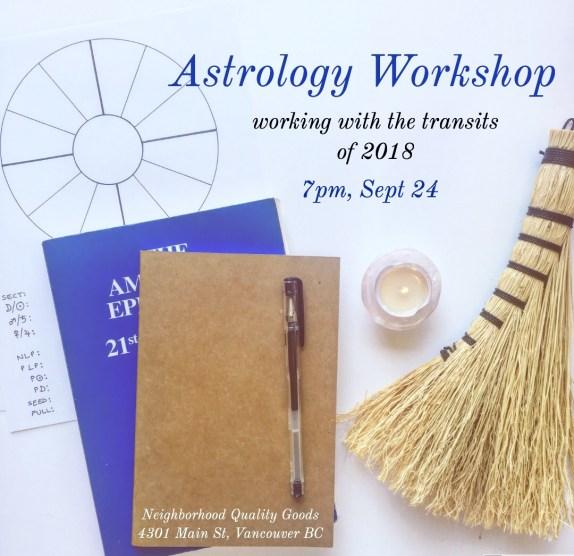 Astro Workshop add