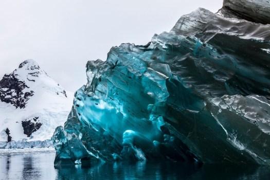 iceberg flipped