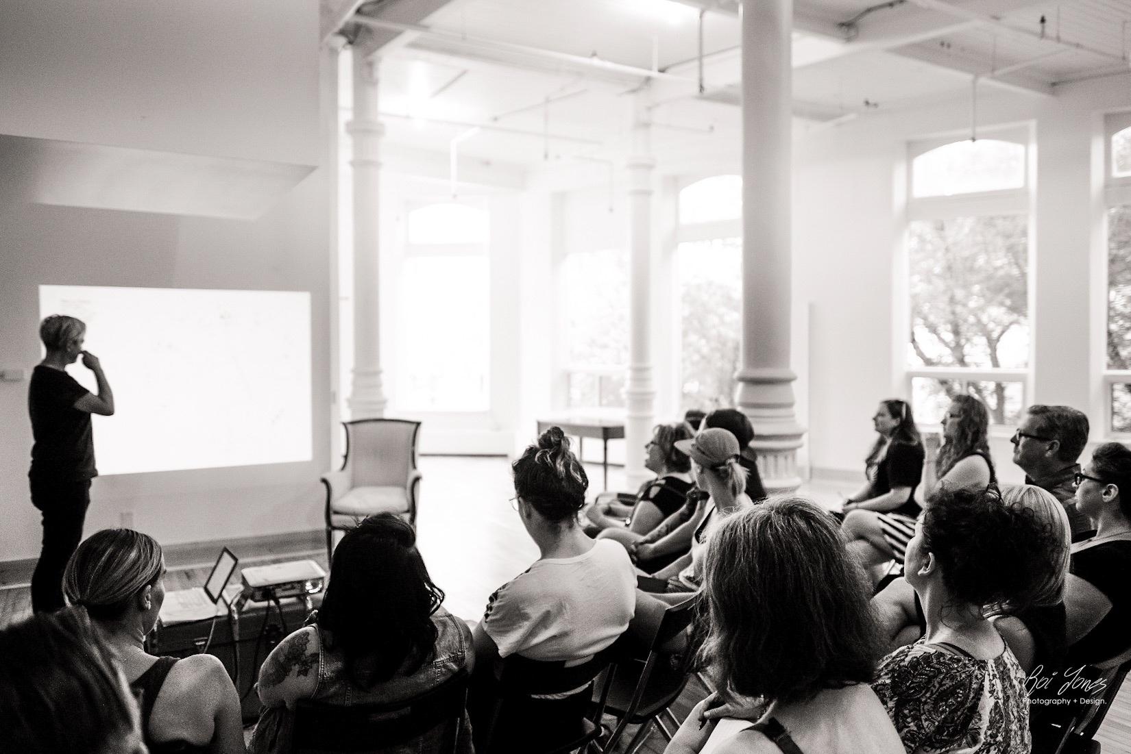 Winnipeg Living Room Sessions 2019 Image: Roi Jones