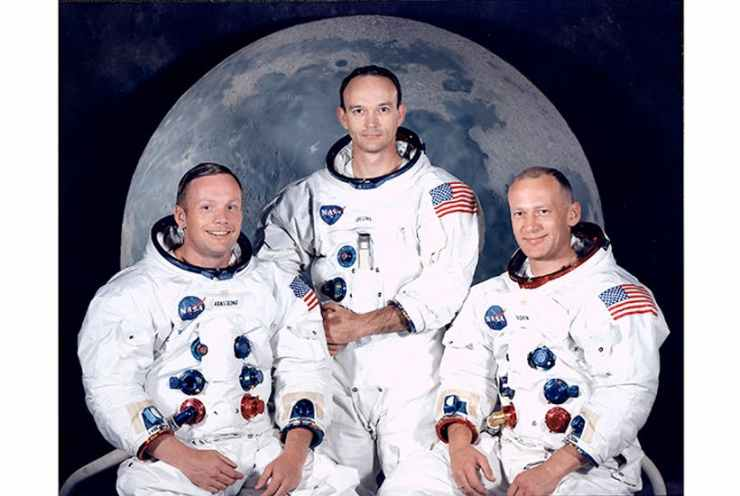 A thematic comparison of Apollo 11 NASA Astronauts, Ordained Priests and Lay Brothers © – 2011