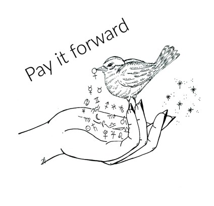 Pay it forward: Gift Certificate