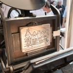 letterpress bij Drukkerij RAD Dordrecht