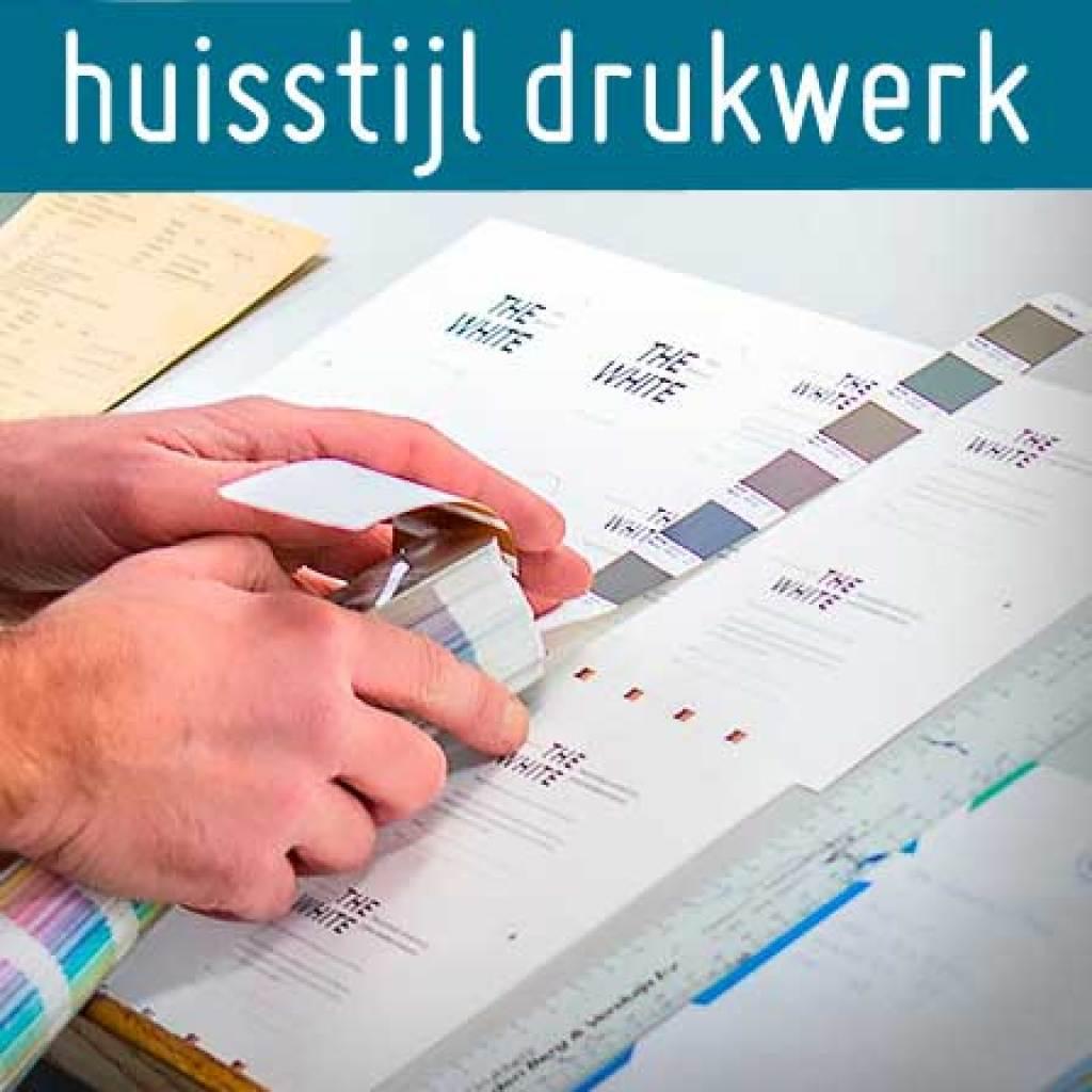 RAD Drukkerij Dordrecht huisstijl drukker