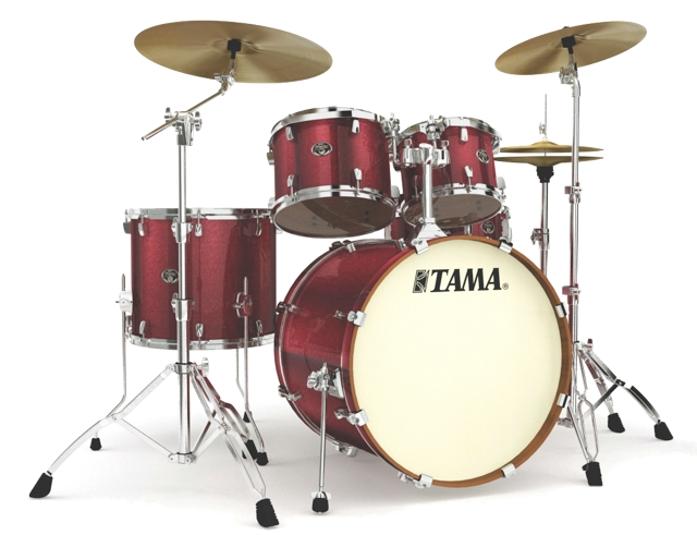 Tama Silverstar Drums Reviewed 2