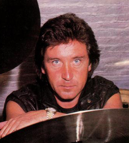 Kenney Jones Filling Keith Moon's Shoes 2