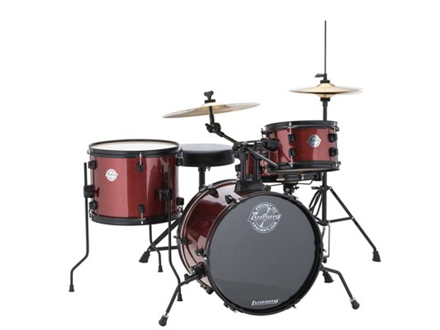 Ludwig Launches The Pocket Kit By Questlove 2