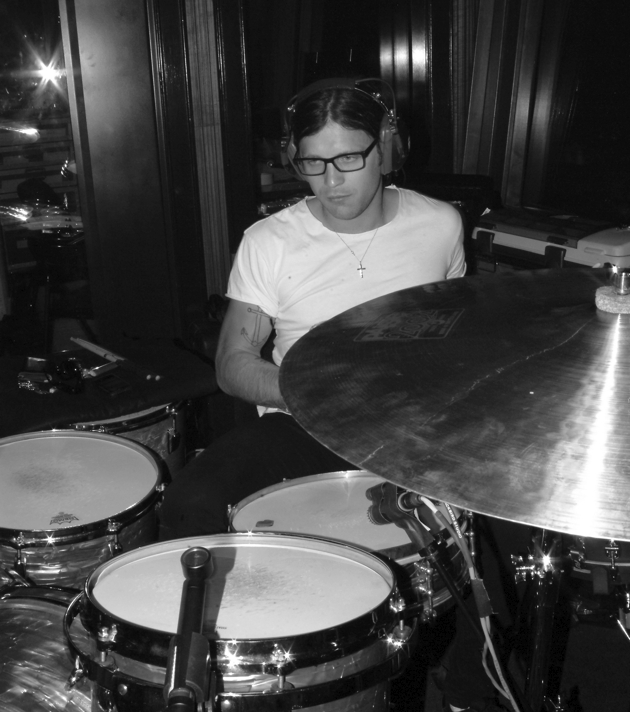 Nathan Followill Of Kings Of Leon