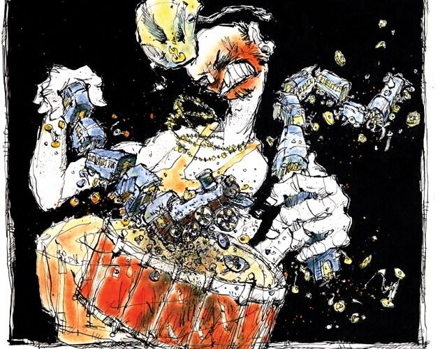 Analysis of The Trickiest Drum Intros On Record – DRUM! Magazine