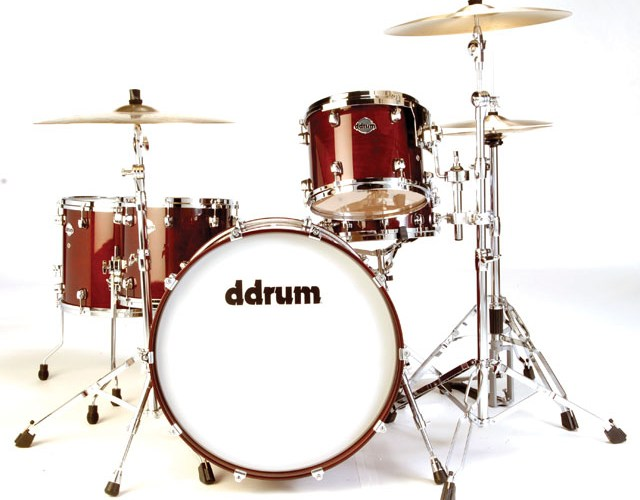 86d7fb5e5ae2 Ddrum Dominion Maple Drums Reviewed! – DRUM! Magazine