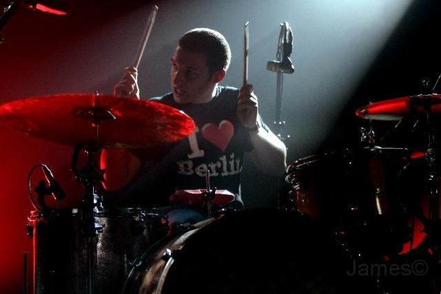 Matt Helders Pop Success With Arctic Monkeys – DRUM! Magazine