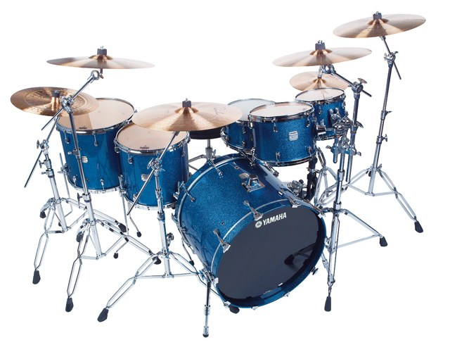 Yamaha Birch Custom Absolute Nouveau Drums