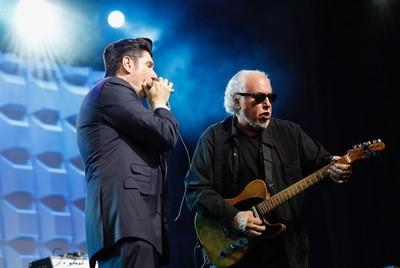 Bob Corritore & Bob Margolin