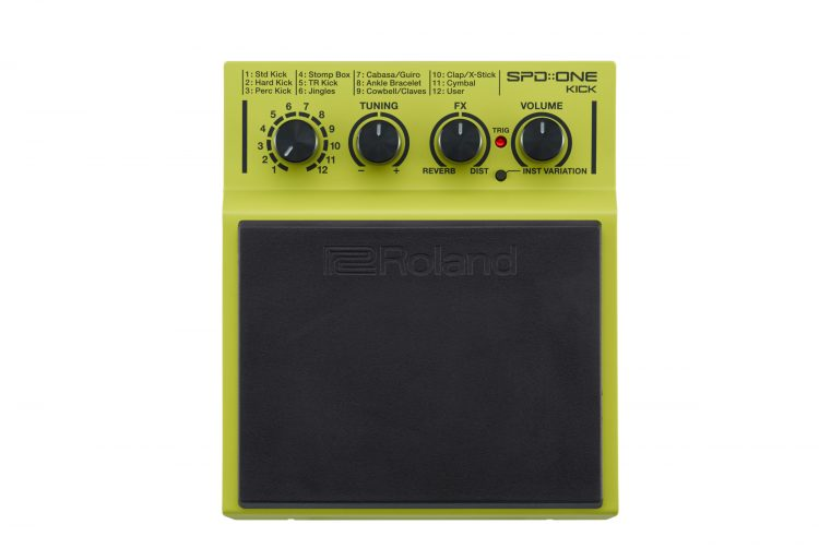Roland_ SPD_ONE_Kick