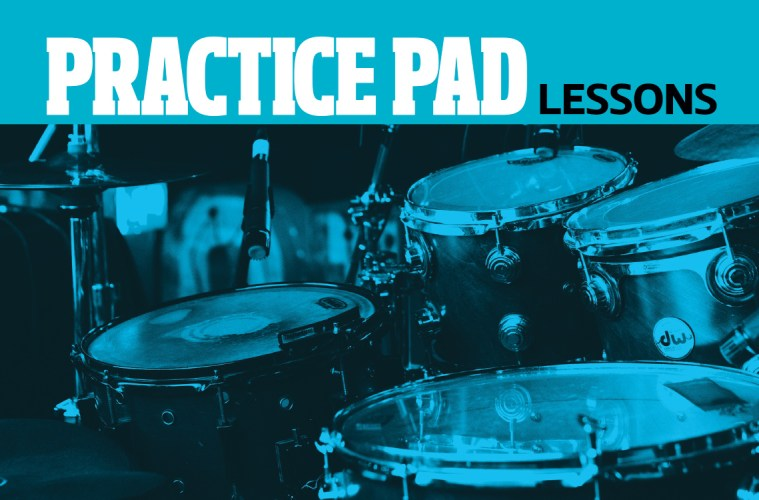 Practice Pad Workshop: Improve Your Hi-Hat Foot With These 50