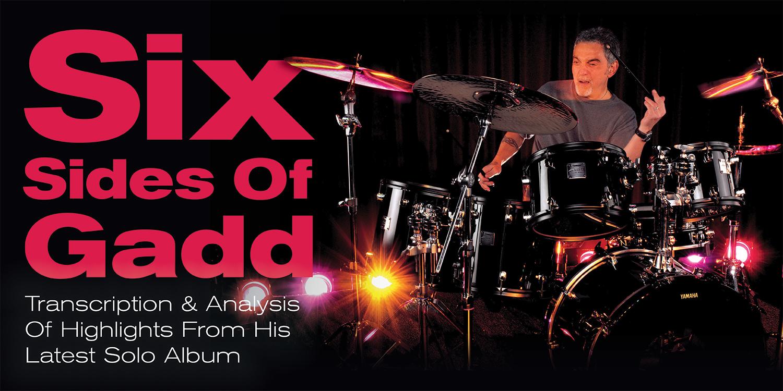 Steve Gadd's 'Way Back Home' Album: Transcription & Analysis – DRUM