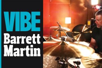 Barrett Martin