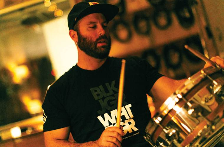 dave elitch groove analysis drum lesson video
