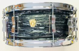 The Starr Festival snare drum was recreated to exactly replicate Ringo Starr's 1963 Ludwig snare.