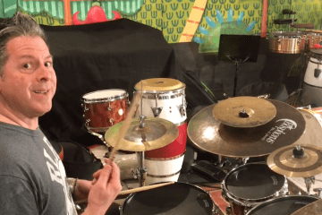 drum afro carribean practice pad fusion groove brian andres