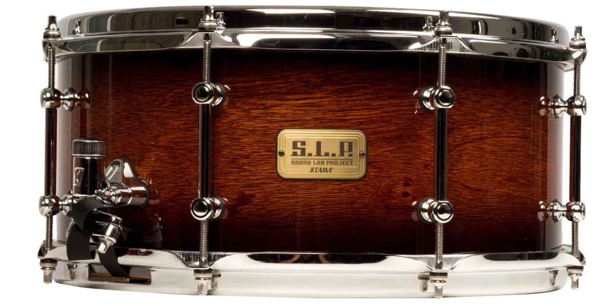 exotic wood snare roundup tama